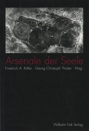 Cover Arsenale der Seele