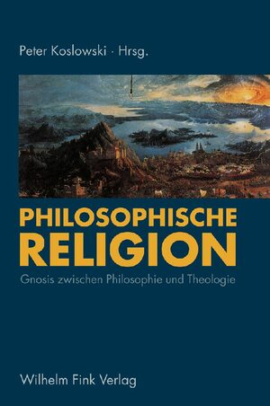 Cover Philosophische Religion