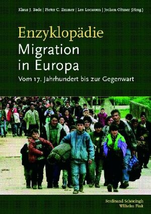 Cover Enzyklopädie Migration in Europa