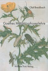 Cover Goethes Metamorphosenlehre