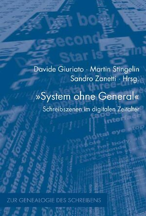 "Cover ""System ohne General"""