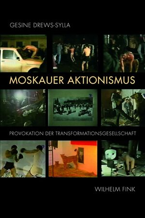 Cover Moskauer Aktionismus