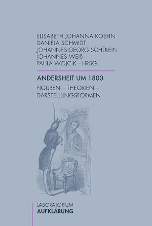 Cover Andersheit um 1800