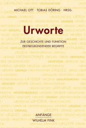 Cover Urworte
