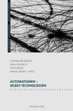 Cover Automatismen - Selbst-Technologien