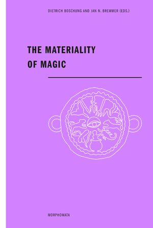 Cover The Materiality of Magic