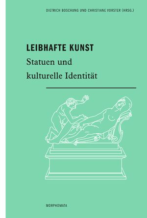 Cover Leibhafte Kunst