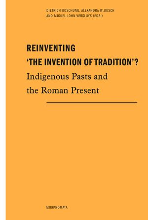 Cover Reinventing 'The Invention of Tradition'?