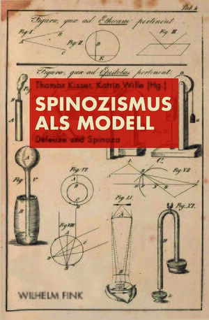 Cover Spinozismus als Modell
