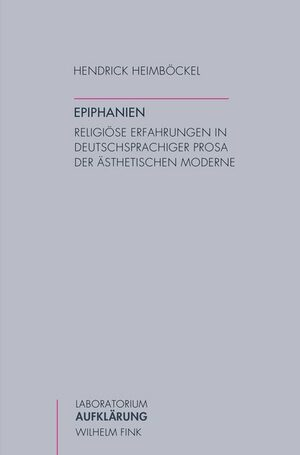 Cover Epiphanien