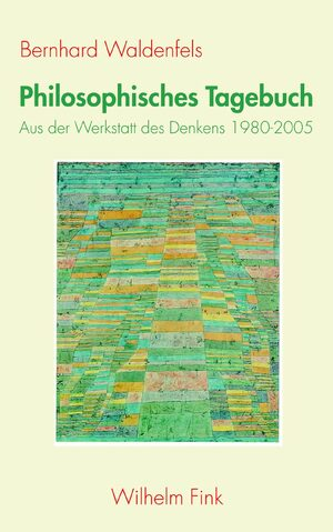 Cover Philosophisches Tagebuch