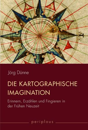 Cover Die kartographische Imagination