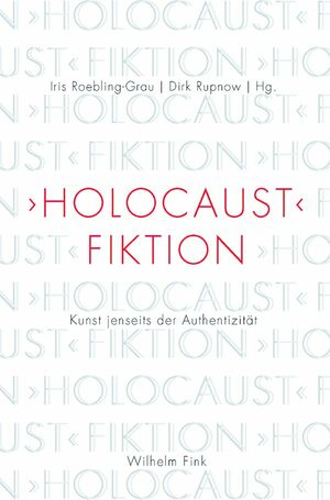 Cover 'Holocaust'-Fiktion