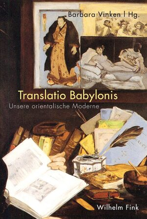 Cover Translatio Babylonis
