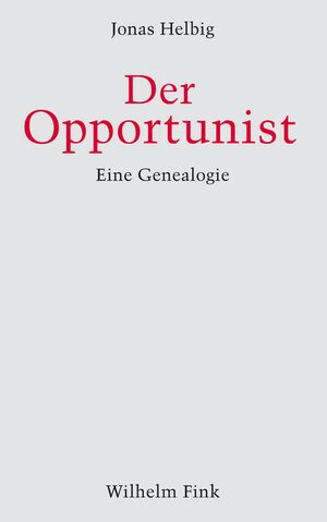 Cover Der Opportunist