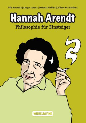 Cover Hannah Arendt