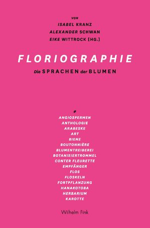 Cover Floriographie