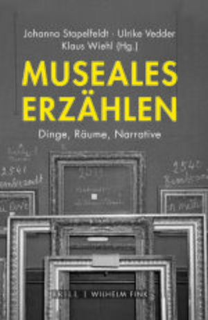 Cover Museales Erzählen
