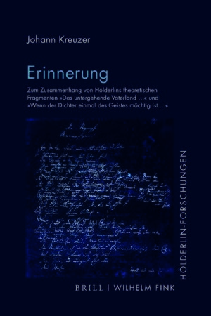 Cover Erinnerung