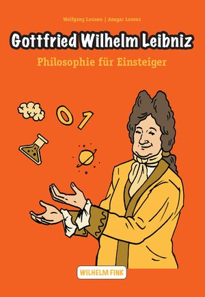 Cover Gottfried Wilhelm Leibniz