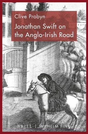 Cover Jonathan Swift on the Anglo-Irish Road