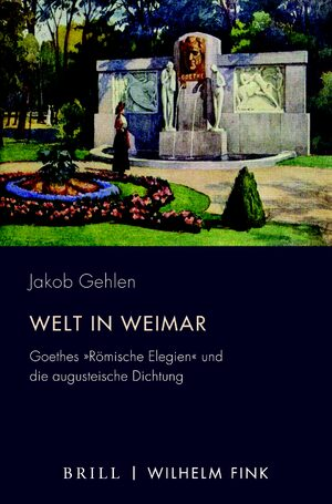 Cover Welt in Weimar