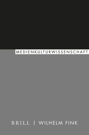 Cover Medienkulturwissenschaft