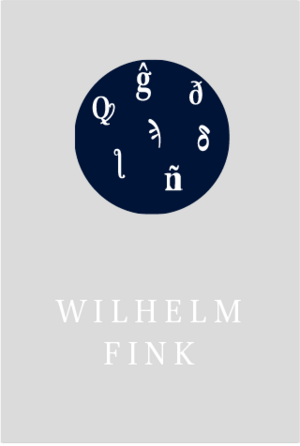 Cover Wilhelm Fink: Essays