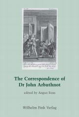 Cover The Correspondence of Dr. John Arbuthnot