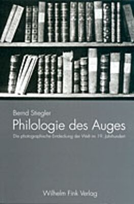 Cover Philologie des Auges