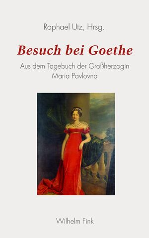Cover Besuch bei Goethe