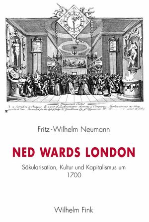 Cover Ned Wards London