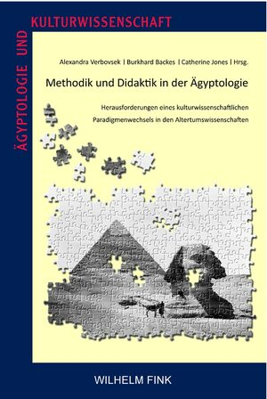 Cover Methodik und Didaktik in der Ägyptologie