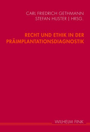 Cover Recht und Ethik in der Präimplantationsdiagnostik