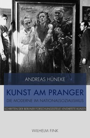Cover Kunst am Pranger