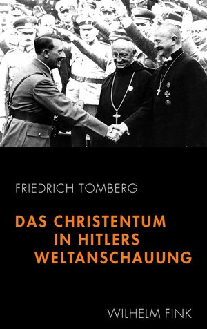 Cover Das Christentum in Hitlers Weltanschauung
