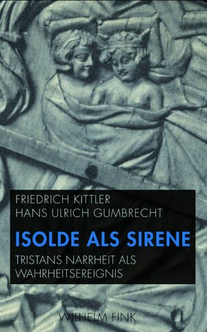 Cover Isolde als Sirene