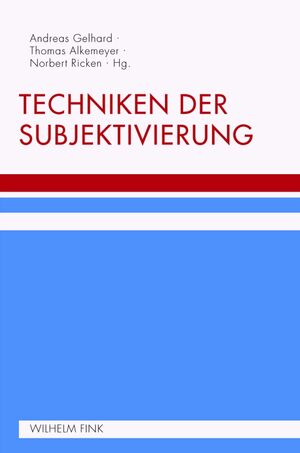 Cover Techniken der Subjektivierung
