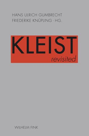 Cover Kleist revisited