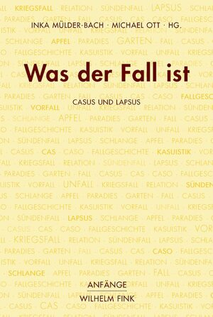 Cover Was der Fall ist