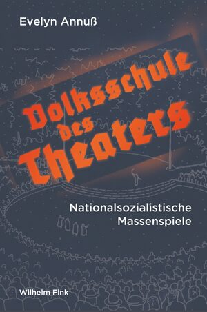 Cover Volksschule des Theaters
