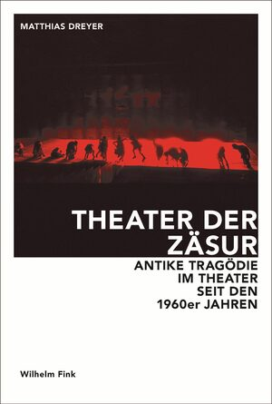 Cover Theater der Zäsur