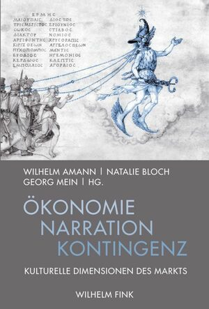 Cover Ökonomie - Narration - Kontingenz