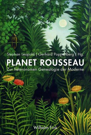 Cover Planet Rousseau