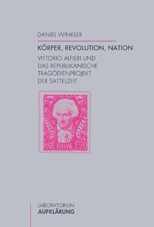 Cover Körper, Revolution, Nation