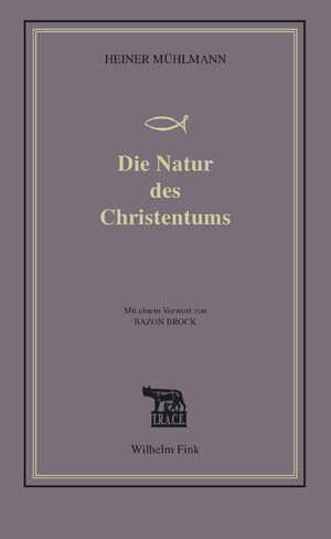 Cover Die Natur des Christentums