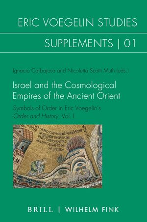 Cover Israel and the cosmological Empires of the Ancient Orient