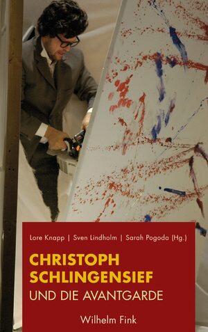 Cover Christoph Schlingensief und die Avantgarde