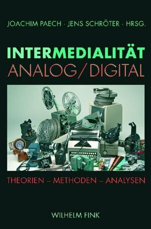 Cover Intermedialität - Analog /Digital