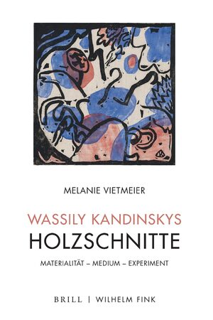 Cover Wassily Kandinskys Holzschnitte